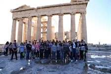 Acropolis: Parthenon and Museum (Culture) - Day 4