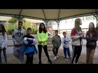 EnvStories Erasmus+ Training School - Ice breaker games and group bounding activities