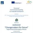 "WORKSHOP - ""Changemakers for future"""